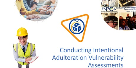 Seattle, WA  FSPCA Course Conducting Vulnerability Assessments 21CFR121 tickets