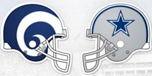 Rams vs Cowboys TV Watch Party