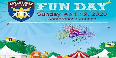 25th Adventurer Fun Day  tickets