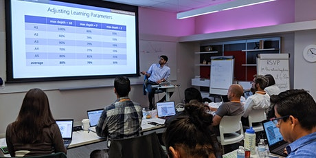 Data Science and Data Engineering Bootcamp in Singapore tickets