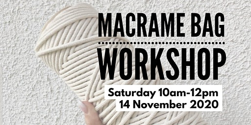Macrame Bag workshop