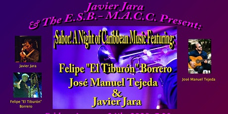 ¡Sabor! A Night of Caribbean Music tickets