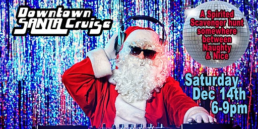 2019 Downtown SANTA Cruise