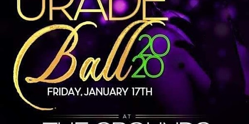 """12th Annual Port City Secondliners Ball """"King Green"""""""