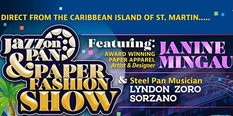 Jazz on Pan & Paper Fashion Show tickets