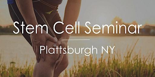 Stem Cell Seminar - Plattsburgh