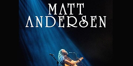 Matt Andersen Canada Day Concert tickets