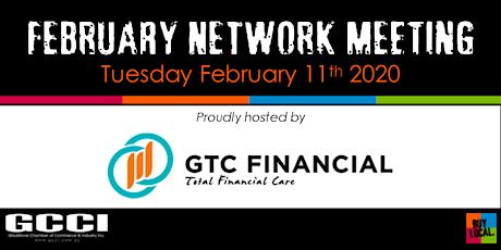 GCCI February Network Meeting tickets