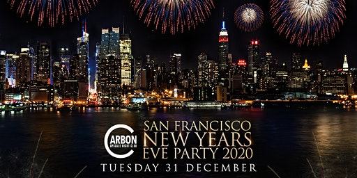San Francisco New Years Eve Party