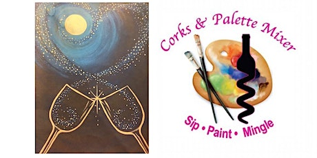 Paint and Chill Cheers to New Year tickets