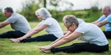 Carers Six Week Fitness Program tickets
