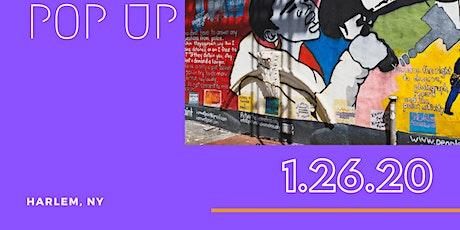 We Stay POPpin': January 2020 Harlem Pop Up tickets