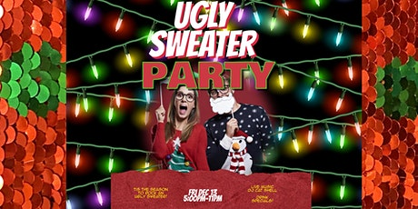 Gatsby's Joint Ugly Sweater Party tickets