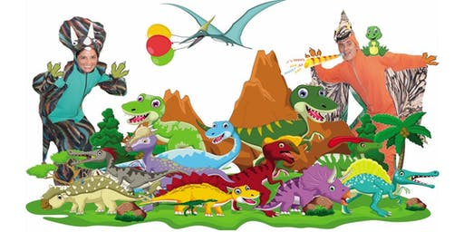 "Carp Productions ""The T-Rex Tea Party"" - Summer Holiday Program"