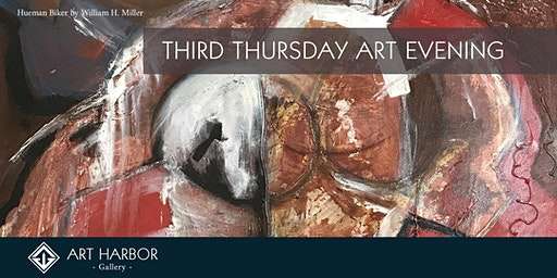 Third Thursday Arts Evening