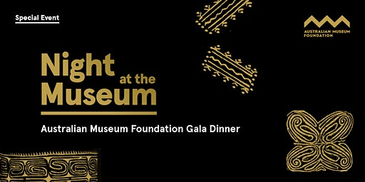 Night at the Museum Gala Dinner