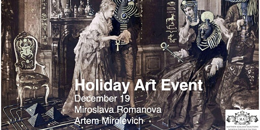 Holiday Art Event