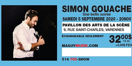 Simon Gouache, supplémentaire !  billets