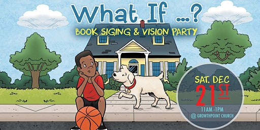 Book Siging & Vision Party