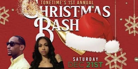 TONETIME'S 1ST ANNUAL CHRISTMAS BASH tickets