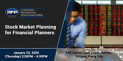 Stock Market Planning for Financial Planners