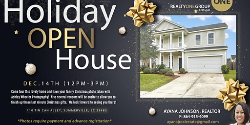 Reminisce Holiday Open House