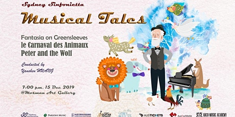 Musical Tales tickets