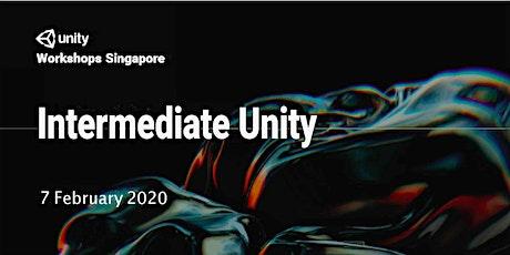 Unity Workshops Singapore - Intermediate Unity tickets