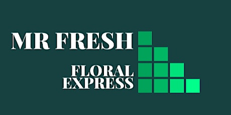 Open Day - Mr Fresh Floral Express tickets