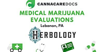 Medical Marijuana Evaluations - Lebanon PA
