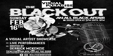 Visual Paradise: The Blackout tickets