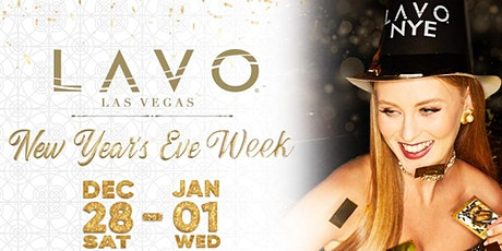 LAVO PARTY BRUNCH- SATURDAY, DECEMBER 28th NEW YEARS EVE WEEK! tickets