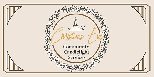 Christmas Eve Community Candlelight Services