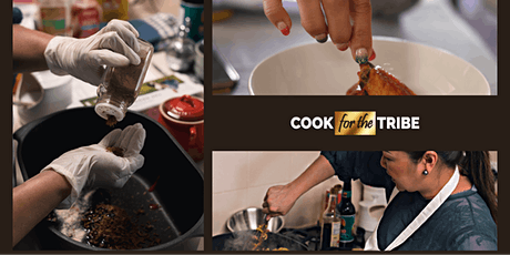 Cook For The Tribe - Cooking Class tickets
