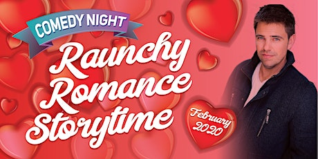 Raunchy Romance Storytime tickets