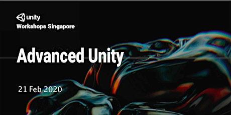Unity Workshops Singapore - Advanced Unity tickets