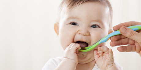 Babies and Food in the First Year (10 March 2020) tickets