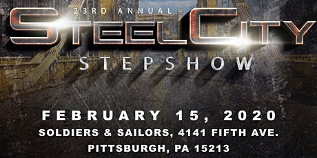 The 23rd Annual Steel City Step Show tickets