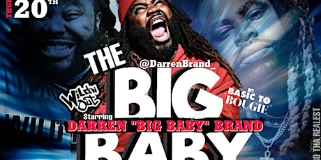 Big Baby comedy in Dayton tickets
