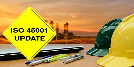 ISO 45001:2018  Training Course - Sydney  tickets