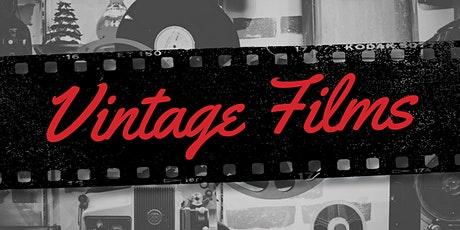 Vintage Film - Maryborough Library tickets