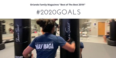 "Orlando Family Mags ""Best of the Best 2019""  Ultimate Kickboxing Workout!"