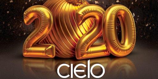 Feliz Año Nuevo - NYE 2020 at Cielo Latin Bar