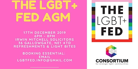 The LGBT+ Fed AGM tickets