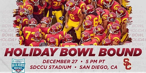 USC Alumni Chapter of San Antonio – USC vs. Iowa Holiday Bowl Game Watch