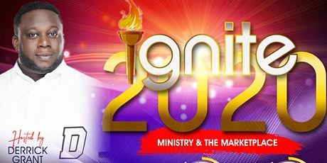 Ignite 2020 Ministry & The Marketplace tickets