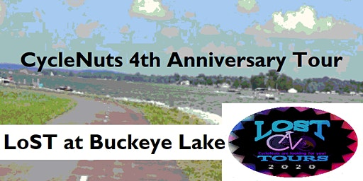 LoST at Buckeye Lake - CycleNuts' 4th Anniversary Tour