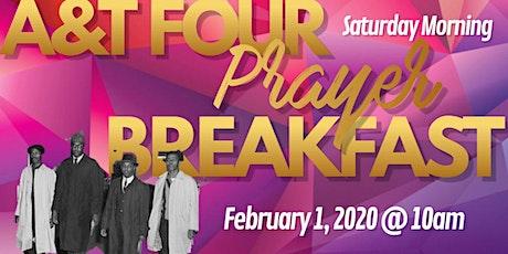 A&T Four Prayer Breakfast Fundraiser tickets