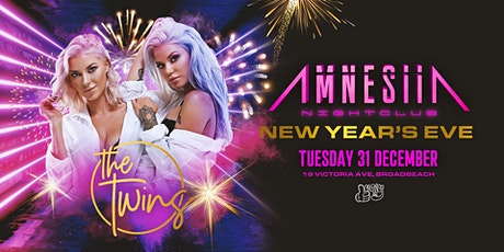 Amnesiia Nightclub NYE tickets