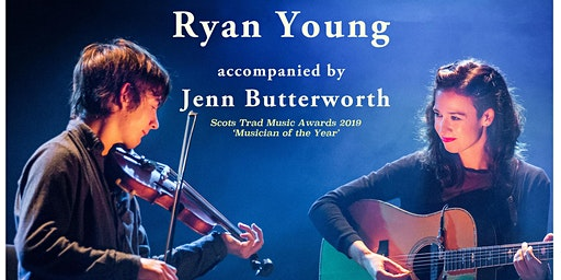 RYAN YOUNG & JENN BUTTERWORTH at STRING JAM CLUB
